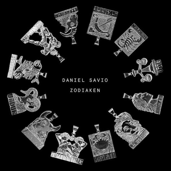 Daniel Savio Zodiaken Muro Scents Co