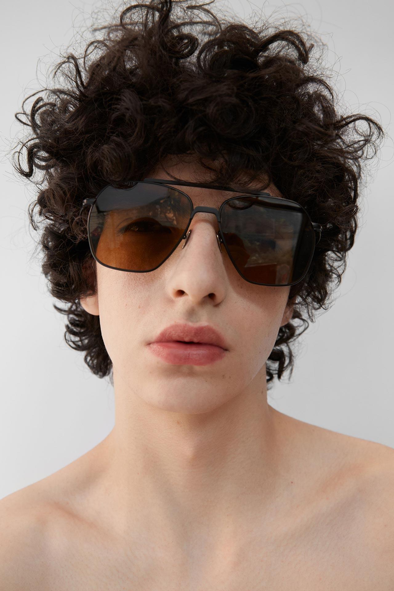 Acne Studios solglasögon man aviator man