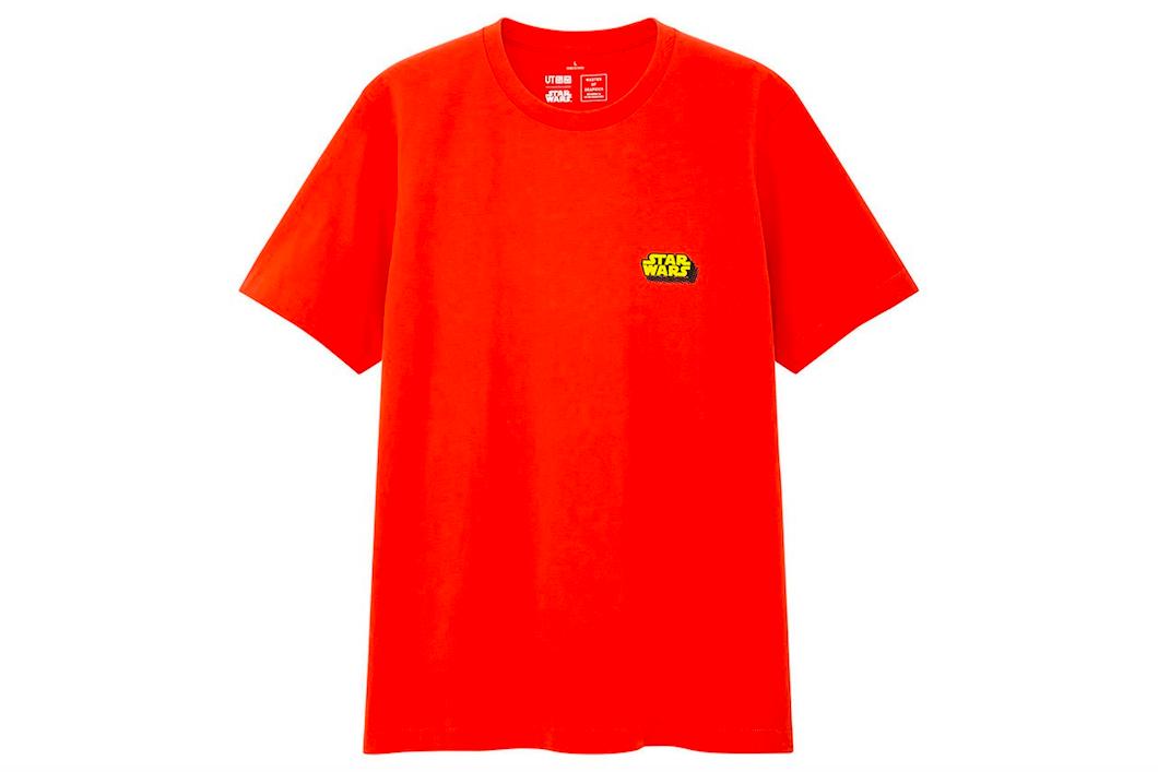 Uniqlo UT Star Wars red t-shirt