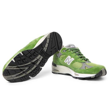 Badbyxor - New Balance Mesh Sneakers