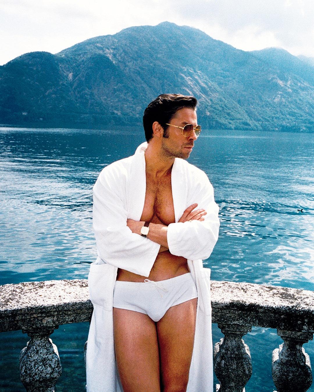 CDLP Concept Store Riva Swim Briefs White