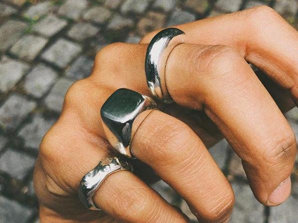 Wretlund Studio - klackring och ringar i silver