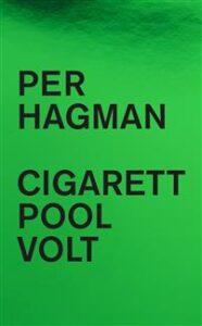Julklapp Akademibokhandeln Per Hagman cigarett-pool-volt