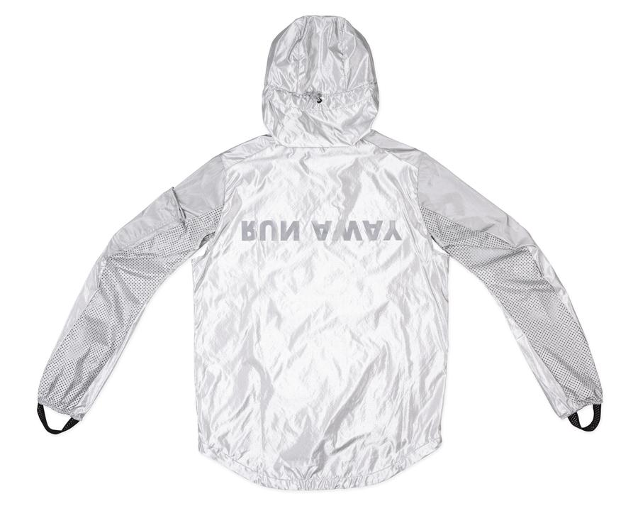 Julklapp Packable Windbreaker Yawa Run från Satisfy Running