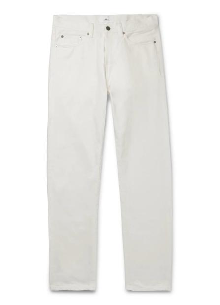 Julklapp vita jeans från Mr P.