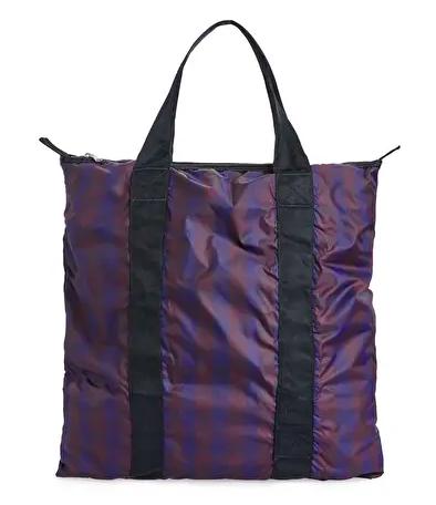 Randig väska
