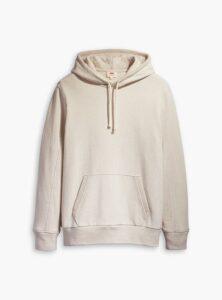 Levis' Wellthread vit hoodie