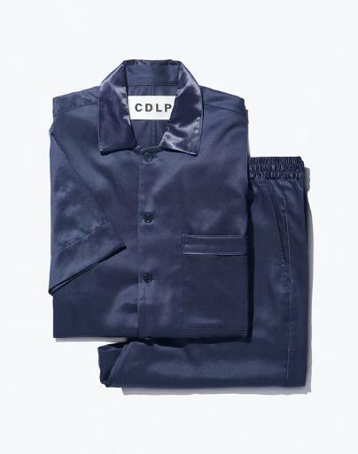 CDLP Home Suit Short Blue