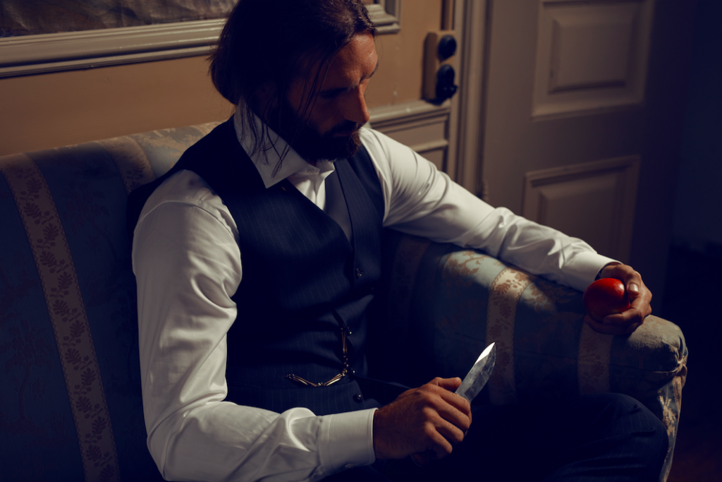 Barons skjorta