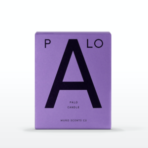 Muro Scents Co Palo Candle