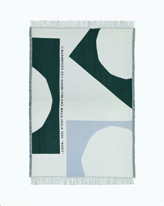 Marimekko co-created filt