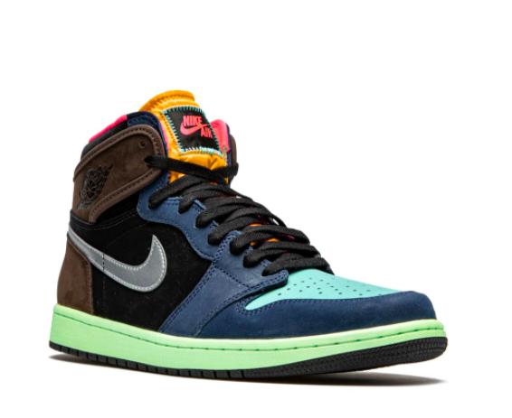 Air Jordan 1 High OG Bio Hack sneakers
