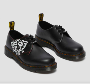 Kärleksfulla presenter - Dr Martens x Keith Haring 1461 Leather Shoes