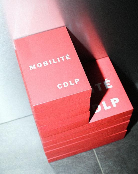 Kärleksfulla presenter träningskalsonger CDLP Mobilite