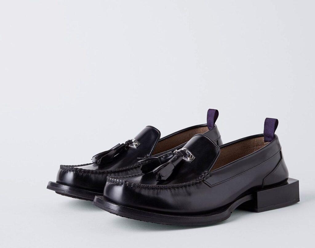 Vårmode Eytys Rio Black Loafers