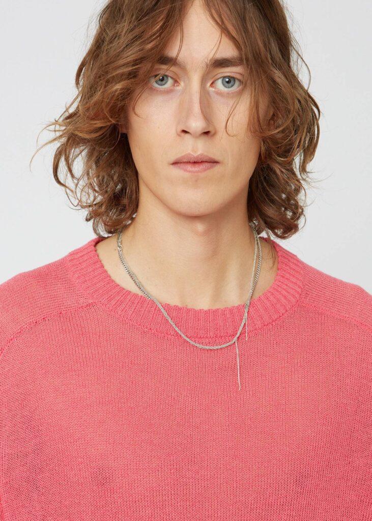Vårmode Hope Pink Compose Sweater