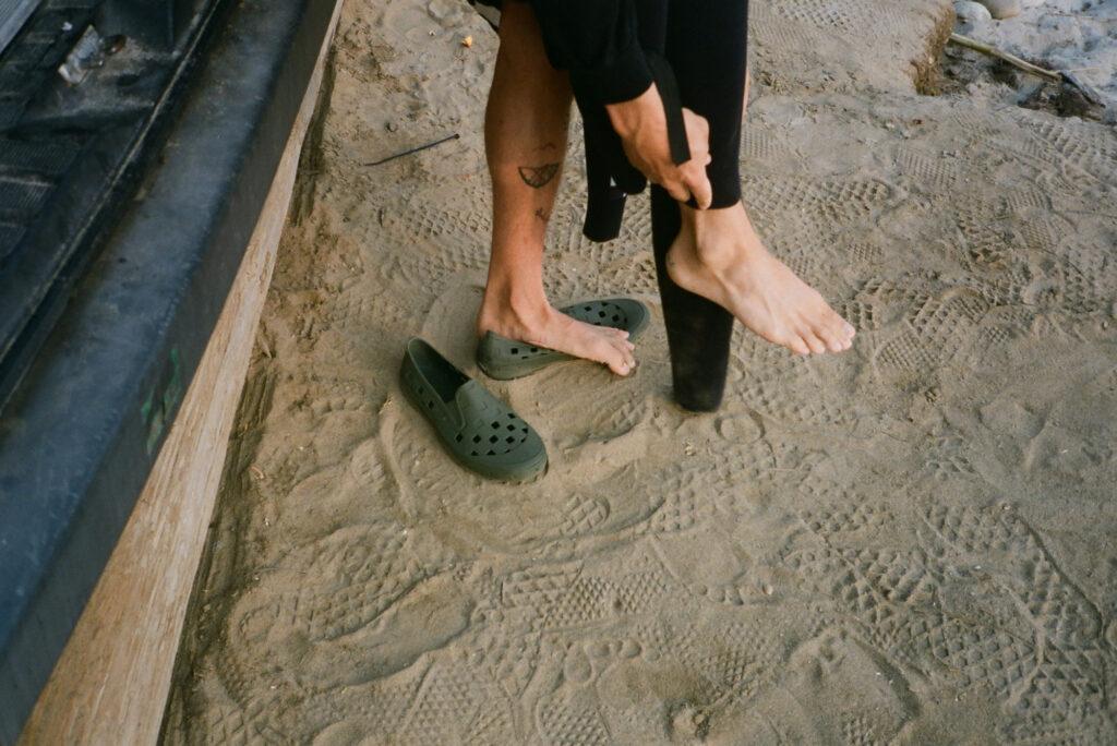 Vans Trek Slip-On Strand