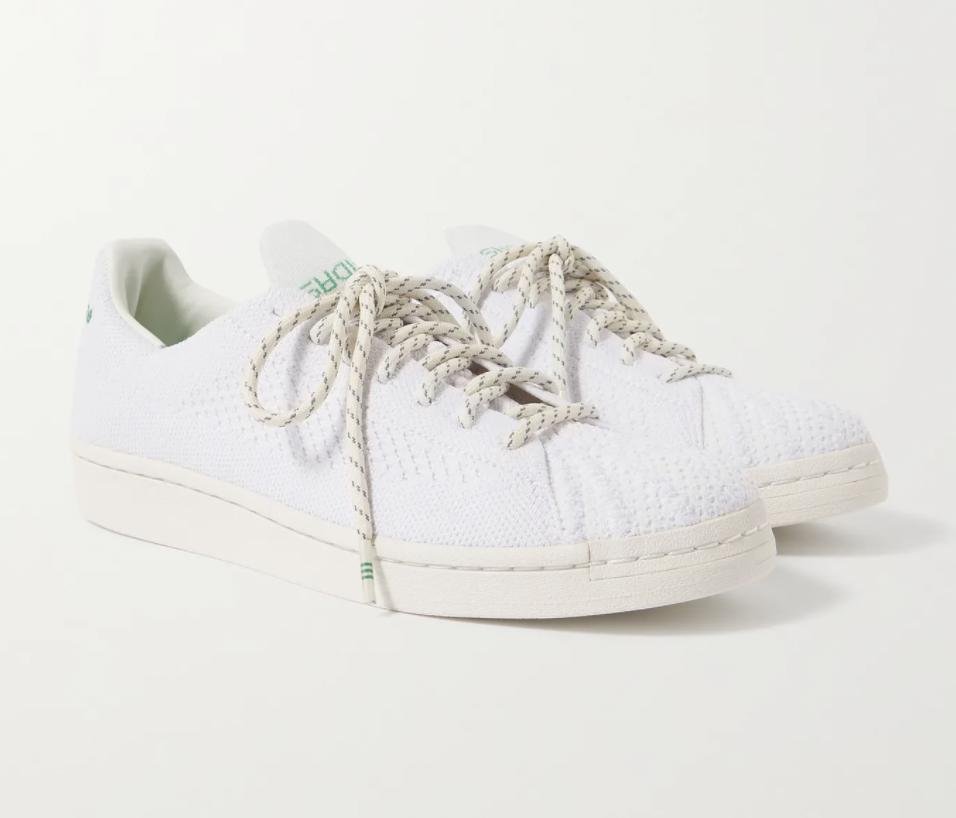 Vita sneakers från Adidas originals